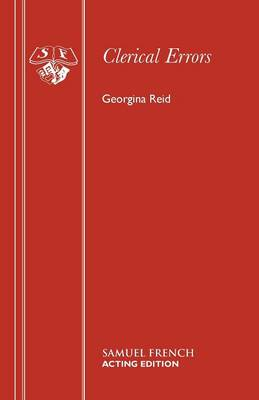 Clerical Errors by Georgina Reid