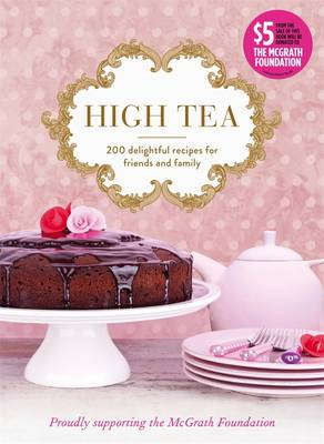 High Tea book