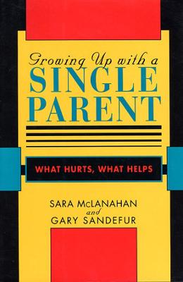 Growing Up with a Single Parent book