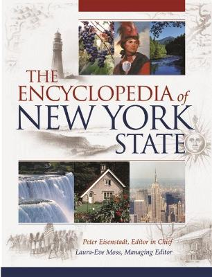 Encyclopedia of New York State book