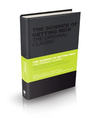 Science of Getting Rich book