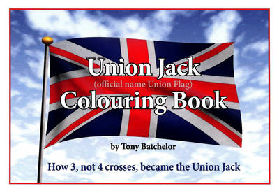 Union Jack Colouring Book by Tony Batchelor