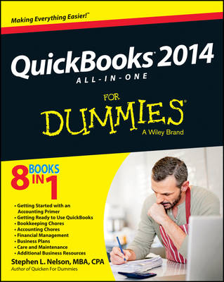 QuickBooks 2014 All-in-One For Dummies by Stephen L. Nelson