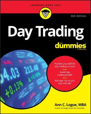 Day Trading For Dummies book