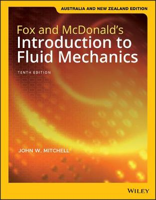 Fox and McDonald's Introduction to Fluid Mechanics book