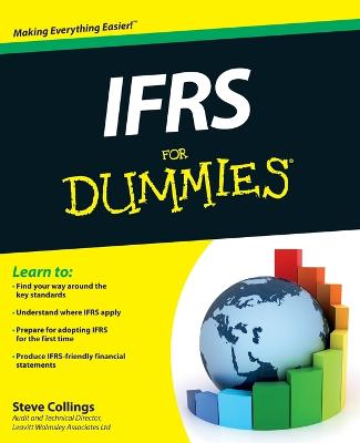 IFRS For Dummies by Steven Collings