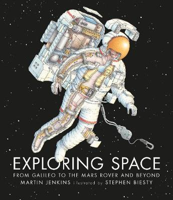 Exploring Space by Martin Jenkins