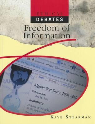 Freedom of Information by Kaye Stearman