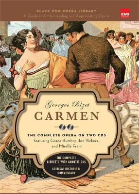 Carmen (Book And CDs) book