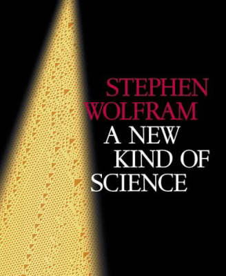 New Kind Of Science book