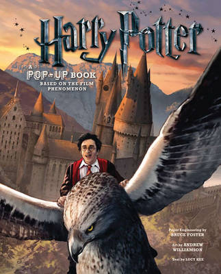 Harry Potter: A Pop-Up Book by Andrew Williamson