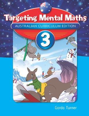 Targeting Mental Maths Year 3 book