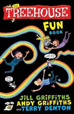 Treehouse Fun Book book