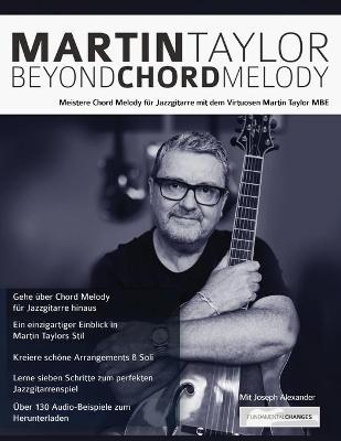 Martin Taylor Beyond Chord Melody by Martin Taylor