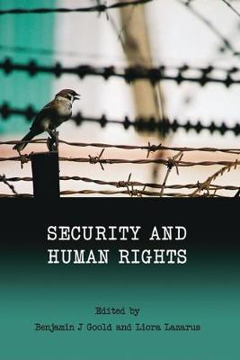 Security and Human Rights book