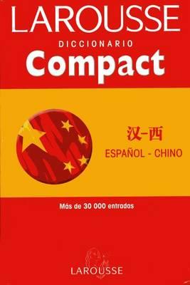 Diccionario Chino-Espanol by Larousse