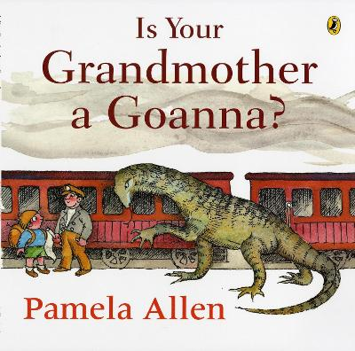 Is Your Grandmother A Goanna? book