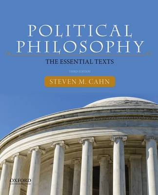 Political Philosophy by Steven M. Cahn