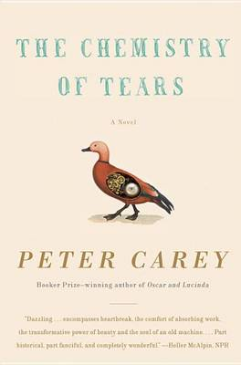 Chemistry of Tears by Visiting Professor Peter Carey