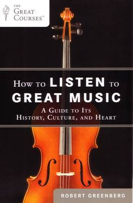 How to Listen to Great Music book