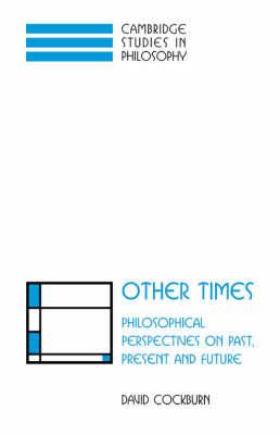 Other Times book
