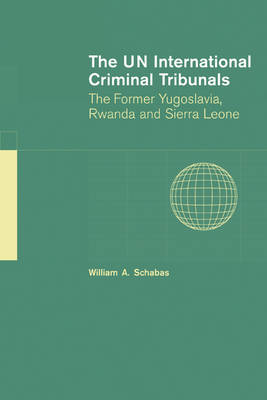 UN International Criminal Tribunals book