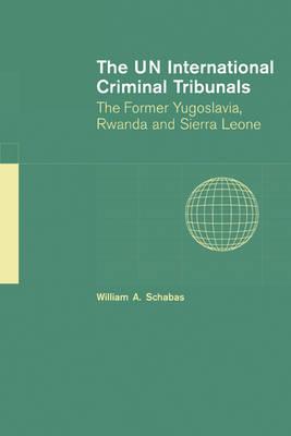 UN International Criminal Tribunals book