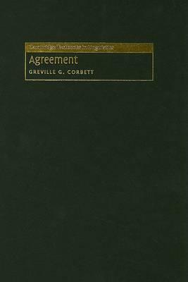 Agreement by Greville G. Corbett