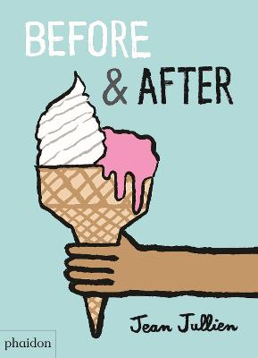 Before & After by Jean Jullien