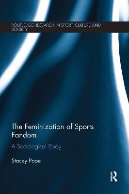Feminization of Sports Fandom book