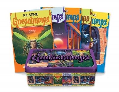 Goosebumps 25th Anniversary Retro Set book