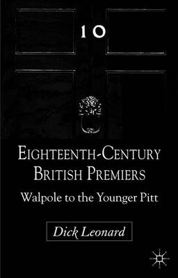 Eighteenth-Century British Premiers book