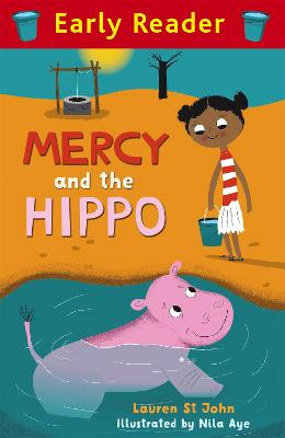 Early Reader: Mercy and the Hippo book