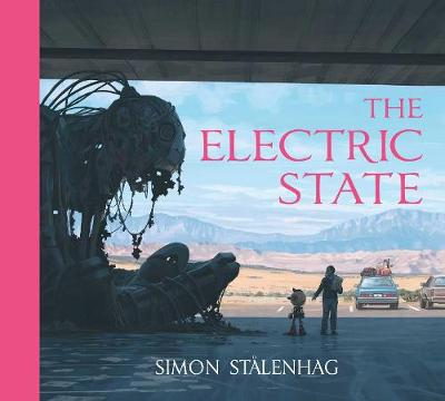 Electric State by Simon Stalenhag