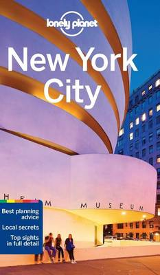 Lonely Planet New York City (Travel Guide) by Lonely Planet