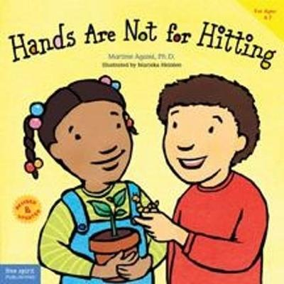 Hands are Not for Hitting by Martine Agassi
