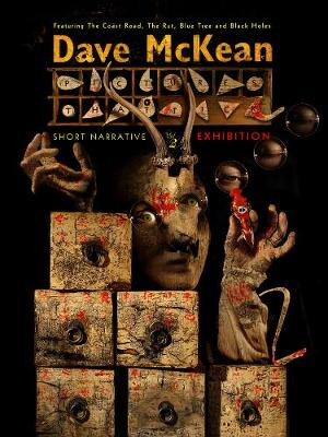 Pictures That Tick Volume 2 by Dave McKean