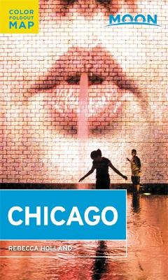 Moon Chicago (First Edition) by Rebecca Holland