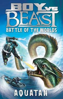 Boy vs Beast Battle of the Worlds #1: Aquatan by Mac Park