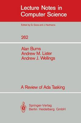 A Review of Ada Tasking by Alan R. Burns