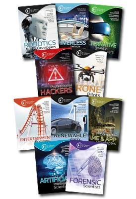 Far Out Classic Stories Set of 4 by null