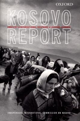 Kosovo Report book
