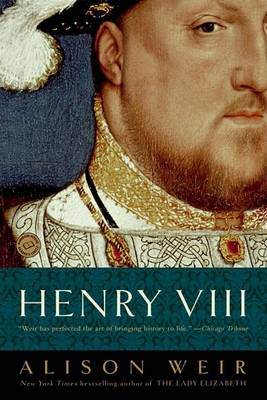 Henry VIII book