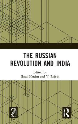 The Russian Revolution and India book