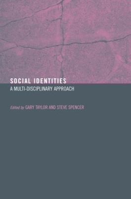 Social Identities by Steve Spencer