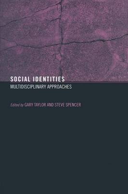 Social Identities book