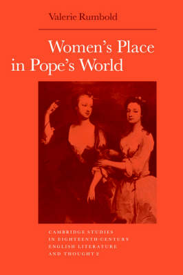 Women's Place in Pope's World by Valerie Rumbold