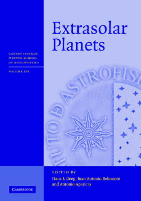 Extrasolar Planets book