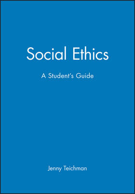Social Ethics book