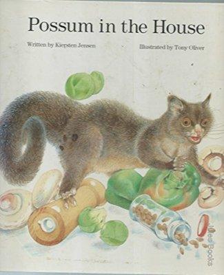 Possum in the House by Kiersten Jensent